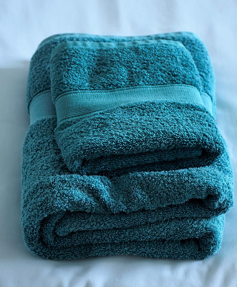 Towels Included